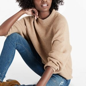 NWT Lucky Brand Dolman Sleeve Pullover Sweater